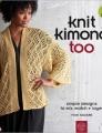 Vicki Square Knit Kimono Too