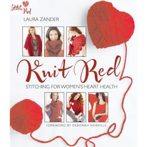 Laura Zander Knit Red Knit Red