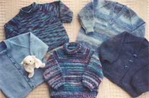 ae9c362a239476 Ann Norling Patterns - 53 - Kids Basic Top Down Raglan Pattern at ...