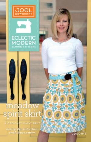 Joel Dewberry Eclectic Modern Sewing Patterns Meadow Spirit Skirt
