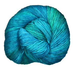 Madelinetosh Tosh Merino Light yarn Nassau Blue
