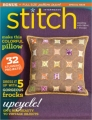 Interweave Press Stitch Magazine Books - '12 Fall