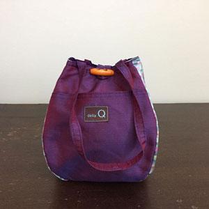 della Q Rosemary - 220-1 018 Purple