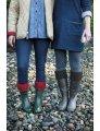 Churchmouse Classics Patterns - Cozy Boot Cuffs