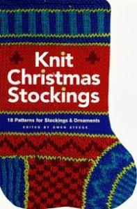 American School of Needlework Patterns - Knit Christmas Stockings