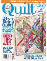 Quilt Magazine - June/July