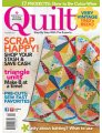 Quilt Magazine '13 Aug/Sept Issue