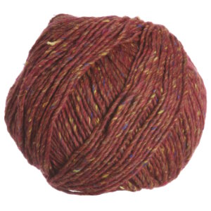 Sublime Luxurious Aran Tweed yarn 371 Oxblood (Discontinued)