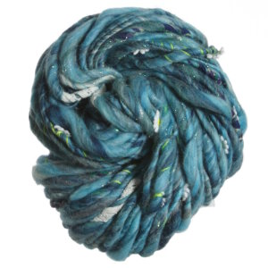 Knit Collage Daisy Chain yarn Frosty Azure