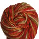Wool Clasica Space-Dyed LE- 13 - Red, Gold