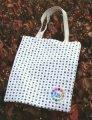 JBW Logo Gear Accessories - Brown/Olive Polka Dot Project Bag