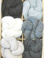 Blue Sky Gift Box - 100% Alpaca Sport Weight - Mineral