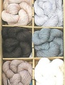 Blue Sky Gift Box - 100% Alpaca Sport Weight - Tangeray