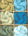 Blue Sky Gift Box - Alpaca Silk - Cypress