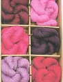 Blue Sky Gift Box - Alpaca Silk - Razzleberry