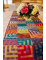 Kaffe Fassett Crazy Squares Table Runner Kits