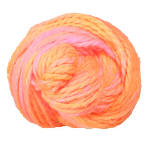 Madelinetosh Home yarn Neon Peach