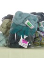 Koigu Grab Bags - Blues, Greens, Naturals