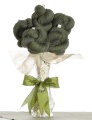 Swans Island Birthstone Bouquet Large - May/Emerald