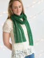 Ava Notre Dame Scarf