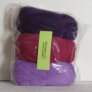 Misti Alpaca Lace Grab Bags Yarn - Lace - Pink/Purple Mix