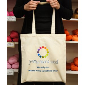 JBW Logo Tote Bag