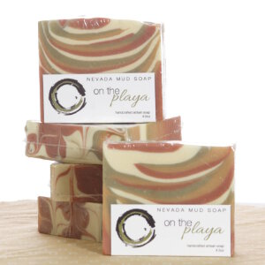 Black Rock Mud - On the Playa Soap
