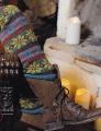 Rowan Felted Tweed Stroma Legwarmers