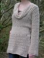 Rowan Cocoon Crochet Cowl Neck