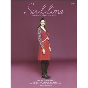 Sublime Books 690 - The Ninth Sublime Extra Fine Merino DK Book