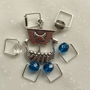 Spark Stitch Markers - Vikings