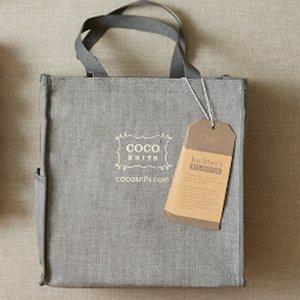 Cocoknits Knitter's Block Kit Knitter's Block Kit - Grey