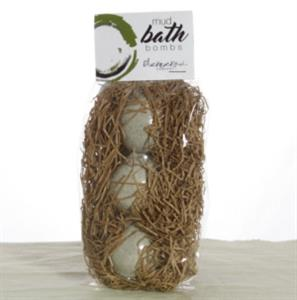 Black Rock Mud Bath Bombs