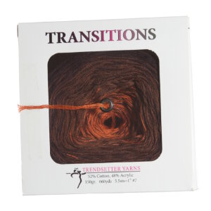 Trendsetter Transitions yarn 2 Chocolate/Brown/Copper