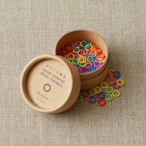 cocoknits Maker's Keep Accessories Ring Stitch Markers - Multicolored Small
