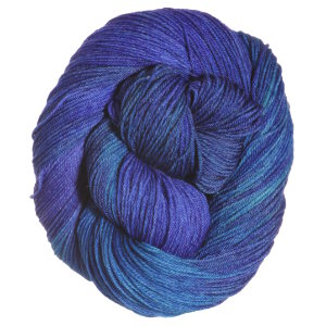 MJ Yarns Sophistisock yarn Cerulean Twilight