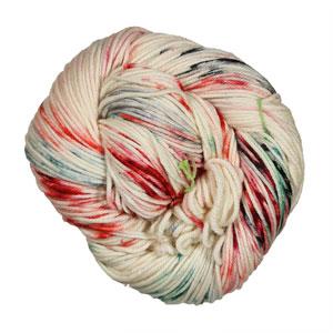 Madelinetosh Tosh Vintage yarn '17 August - Semi-Precious Bloodstone