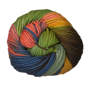 Lorna's Laces Cloudgate yarn Malcolm