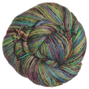 Madelinetosh Tosh Merino Light Onesies yarn Electric Rainbow