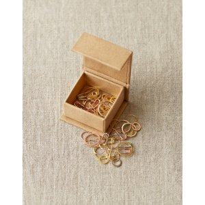 cocoknits Maker's Keep Accessories Precious Metal Stitch Markers