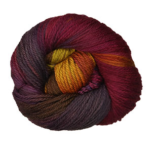 Lorna's Laces Shepherd Worsted yarn '17 November - Raise Your Gobble-let!
