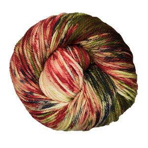 Lorna's Laces Shepherd Worsted yarn '17 December - Zombie Xmas BBQ