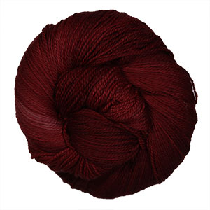 Delicious Yarns Frosting Fingering yarn Burgundy