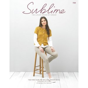 Sublime Books 720 - The First Sublime Willow Design Book
