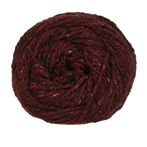 Rowan Cashmere Tweed yarn 006 Andorra Red
