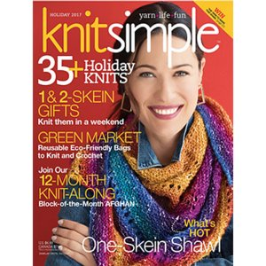Knit Simple 2017 Holiday