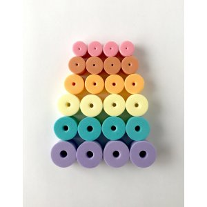 Cocoknits Stitch Stoppers Colorful Stitch Stoppers - Assorted Sizes
