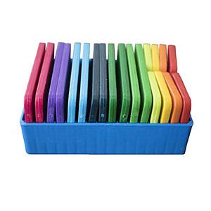 Knitter's Pride Knit Blockers Jimmy Beans Rainbow