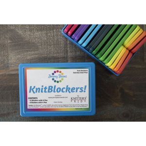 Knitter's Pride Knit Blockers Jimmy Beans Rainbow