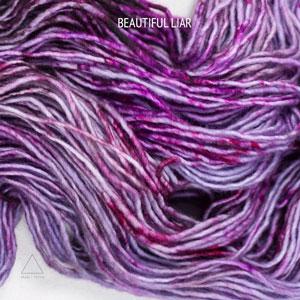 Madelinetosh Tosh Merino yarn Beautiful Liar (New - Spring 2018)
